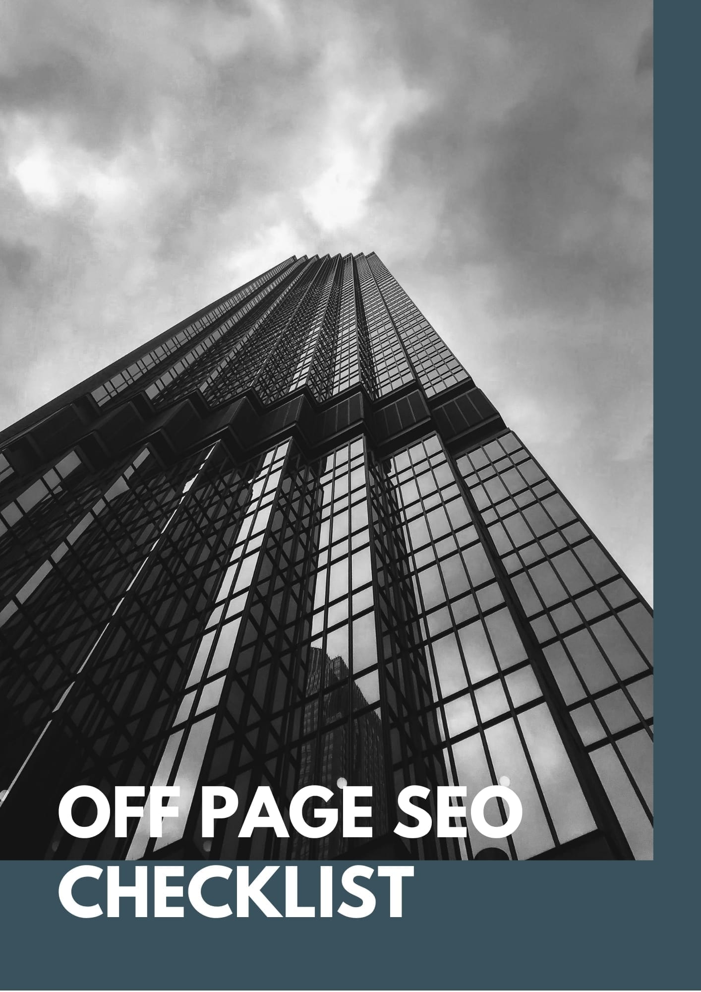 Off Page SEO Audit Checklist by Nexis Novus Technology
