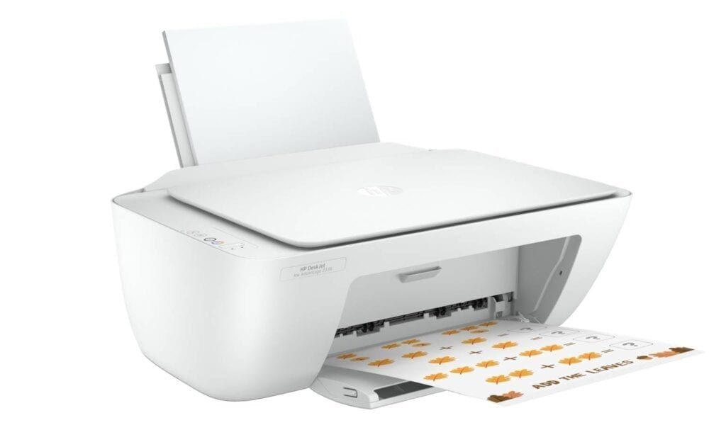 hp 2236/2135 inkjet printer