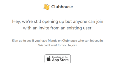 Case Studies – What is Clubhouse? Why it is such a viral trends [Invitation Only App]